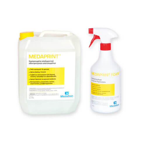 MEDAPRINT - Concentrated disinfectant for dental impressions