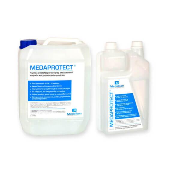 MEDAPROTECT - Υψηλής αποτελεσματικότητας απολυμαντικό ιατρικών και χειρουργικών εργαλείων